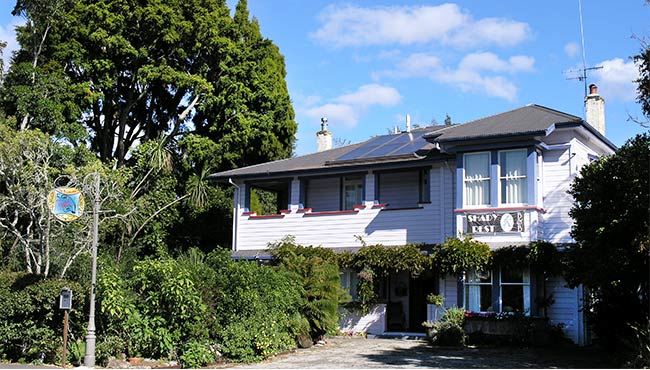 Shady Rest Bed & Breakfast Takaka