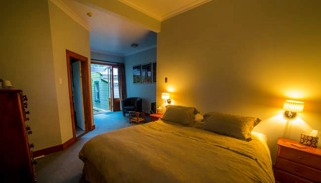 The Spa Room, Takaka luxury bed & breakfast
